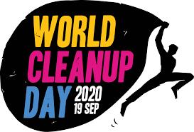 Save the date World Cleanup Day 19. September 2020 Herzogenrath/Kerkrade